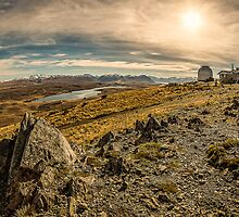 Mt John Observatory by Phoxford