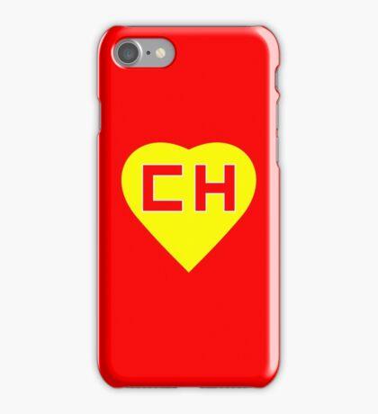 Chapulin Colorado iPhone Case/Skin