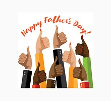 Happy Father's Day Thumbs Up Unisex T-Shirt