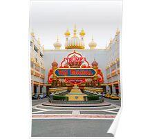 Trump Taj Mahal Poster