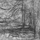 Landscape South Wales UK. by Andreav Nawroski