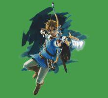 The Legend of Zelda: Breath of the Wild One Piece - Short Sleeve