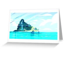 Steven Universe (Adventure Island) Greeting Card