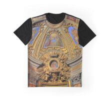 Oratorio di S. Francesco Saverio, Rome Italy Graphic T-Shirt