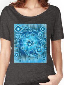 Blue Fire Women's Relaxed Fit T-Shirt