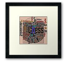 The Da Vinci Code Framed Print
