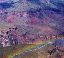 Arizona, Grand Canyon's rainbow Sticker