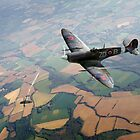 Spitfire victory by Gary Eason + Flight Artworks