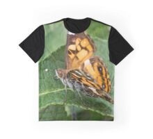 American Painted Lady Graphic T-Shirt