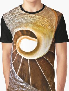 Fibonacci sectio aurea or the golden section ratio abstract Graphic T-Shirt