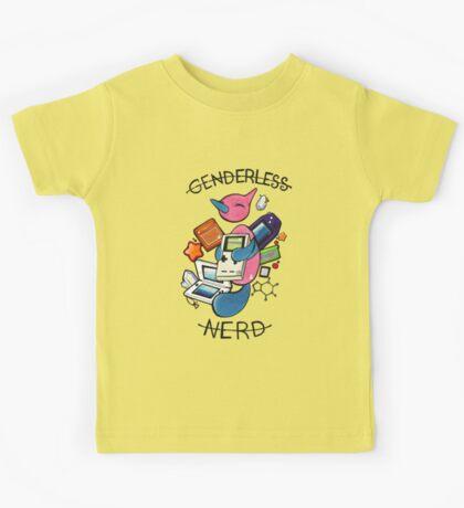 #474 Porygon Z - Genderless Nerd Kids Tee