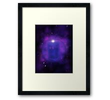 Doctor Who - 7th Doctor Titles Inspired Framed Print