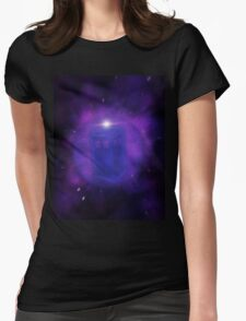 Doctor Who - 7th Doctor Titles Inspired Womens Fitted T-Shirt