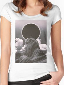 Now more than ever BW Women's Fitted Scoop T-Shirt