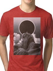 Now more than ever BW Tri-blend T-Shirt