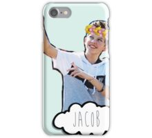 Jacob Sartorius - Flowers Crown iPhone Case/Skin