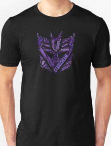 Transformers - Decepticon Wordtee T-Shirt