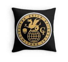 The Guild Of Calamitous Intent Throw Pillow