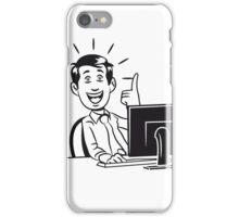 success computer idea iPhone Case/Skin