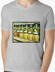 Spice It Up Mens V-Neck T-Shirt