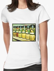 Spice It Up Womens Fitted T-Shirt