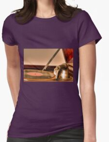 Victrola Womens Fitted T-Shirt