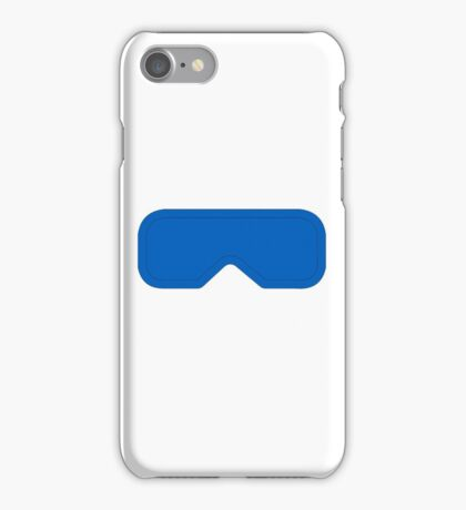 Safety Glasses Style iPhone Case/Skin