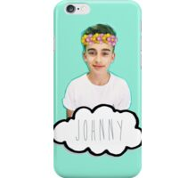 Johnny Orlando - Flowers Crown iPhone Case/Skin