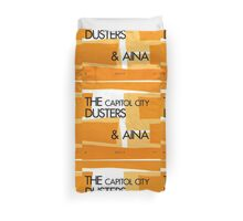 THE CAPITOL CITY DUSTERS & AINA - SPLIT Duvet Cover