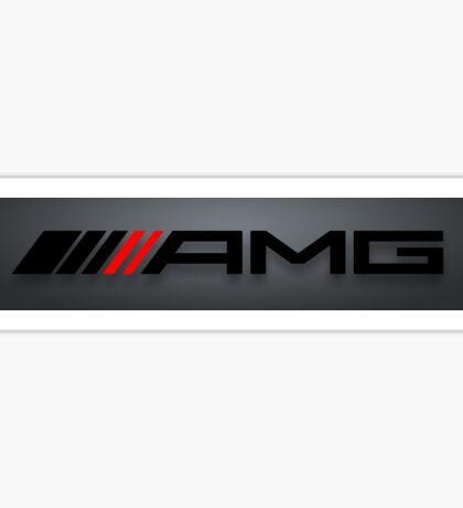 AMG MERCEDES BENZ Sticker