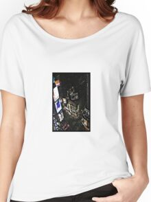 New York Nights Women's Relaxed Fit T-Shirt