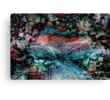 Memories Expunged Canvas Print