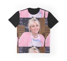 Miley Cyrus - jimmy fallon 2016 Graphic T-Shirt