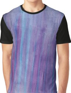 Watercolor Iphone Cover Graphic T-Shirt