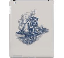 last hunt iPad Case/Skin