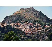 Messina...........Sicilia. Italia. Photographic Print
