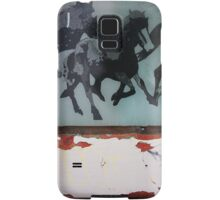 Horses Used to Sell Cigarettes Samsung Galaxy Case/Skin