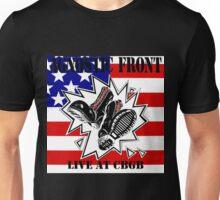 agnostic front live at cbgb Unisex T-Shirt