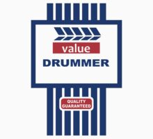 Value Range Drummer by customsynth