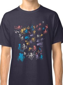 octopuses party 2 Classic T-Shirt
