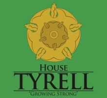 House Tyrell by ShirThrones