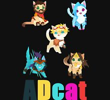 ADcat Womens Fitted T-Shirt