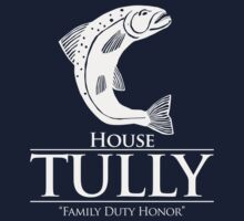 House Tully (black) by ShirThrones