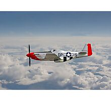 P51 Mustang Gallery - No4 Photographic Print