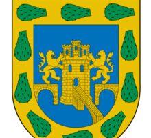 Flag of Mexico City  Sticker
