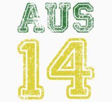 AUSTRALIA 2014 Kids Tee