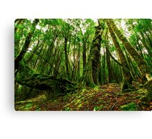King Billy Giants #2 Canvas Print