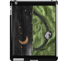Rabbit and its Moon iPad Case/Skin