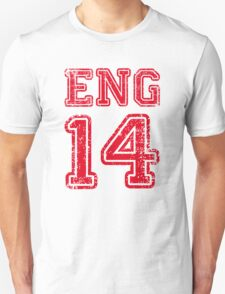 ENGLAND 2014 T-Shirt