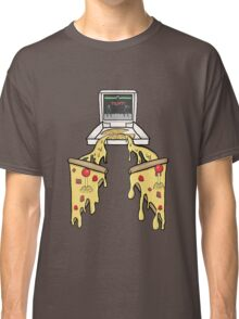 Pizza Game. Classic T-Shirt